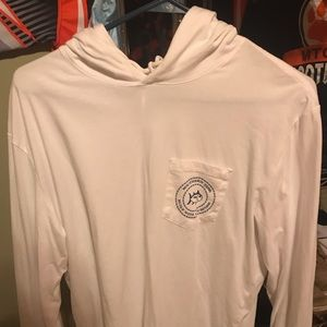 Southern Tide long sleeve w/hood
